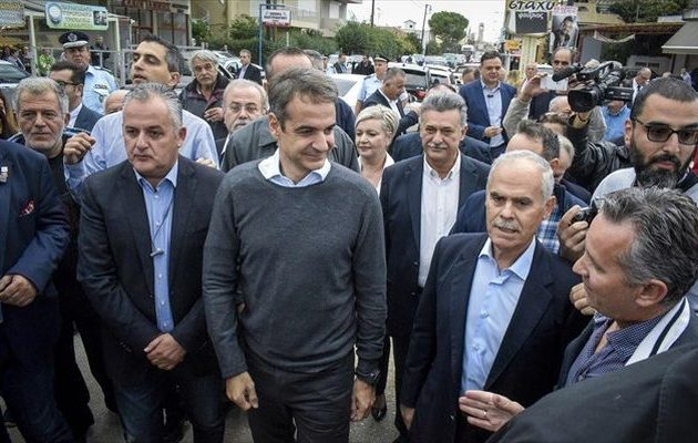 Ο Μητσοτάκης μίλησε για «ετερόκλητο δίδυμο» εξουσίας και ζήτησε άμεσα εκλογές