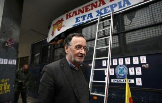 Ξανά σε απολογία ο Λαφαζάνης με νέες κατηγορίες σε βάρος του
