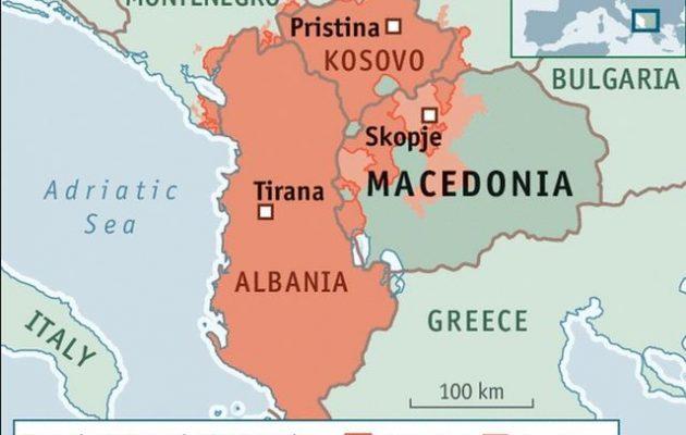 Υπουργοί του Κοσόβου πήραν την αλβανική υπηκοότητα – Προχωρά κανονικά το σχέδιο «Μεγάλη Αλβανία»