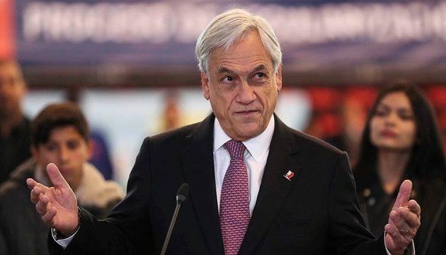 Ο κεντροδεξιός πρόεδρος της Χιλής στηρίζει τον Βραζιλιάνο ακροδεξιό Μπολσονάρου