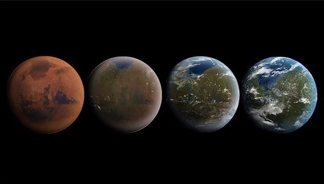 Φοβερή ανακάλυψη! Ο πλανήτης Άρης διαθέτει ποσότητες οξυγόνου για να στηρίξει ζωή