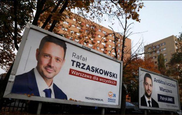 Ψηφίζουν για Περιφέρειες και Δήμους στην Πολωνία με ρητορική αντιμεταναστευτική