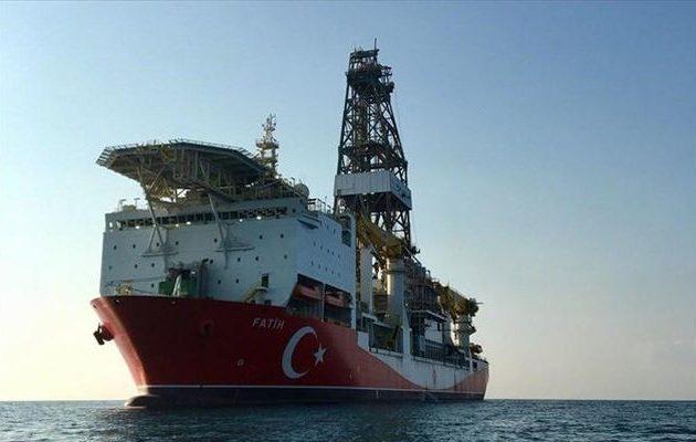 EUobserver: Ευρωπαϊκή Ένωση και ΗΠΑ διαμήνυσαν στην Τουρκία να φύγει από την κυπριακή ΑΟΖ