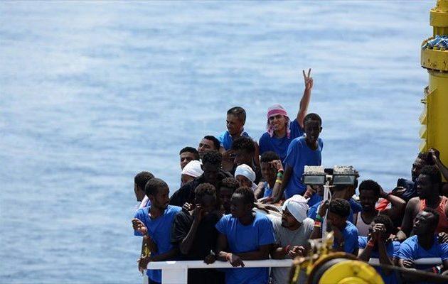 Πόσα δίνει η ΕΕ στην Ιταλία για το προσφυγικό