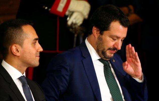 Η Ιταλία λέει τέλος στη λιτότητα και «γράφει στα παλιά της παπούτσια» την Ε.Ε.