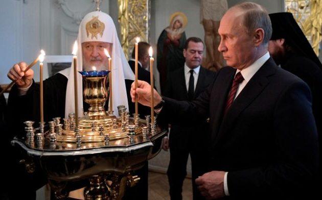 Αιρετικά παιχνίδια από το Πατριαρχείο Μόσχας με διχασμό, «παπισμό» και «ορθόδοξους άξονες»