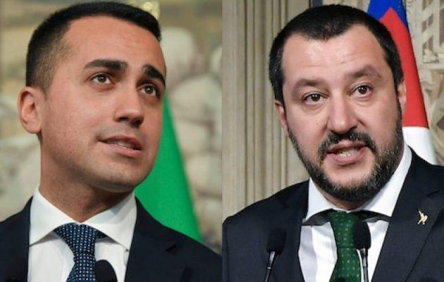 Λίγο έλειψε να διαλυθεί η κυβέρνηση στην Ιταλία λόγω ενός σκανδάλου – Το «έσωσε» ο Σαλβίνι