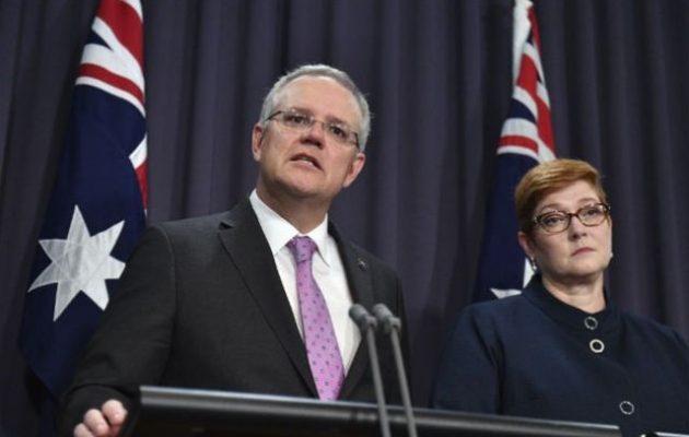 H Αυστραλία ανακοίνωσε ότι δεν θα υπογράψει το Σύμφωνο του ΟΗΕ για τη μετανάστευση