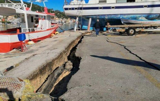 Σε κατάσταση έκτακτης ανάγκης κηρύχθηκε η Ζάκυνθος μετά τον σεισμό των 6,4 Ρίχτερ