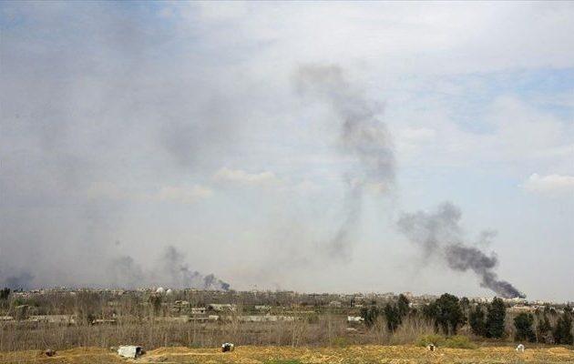 Το Ιράν επιτέθηκε με πυραύλους και ντρον στη Συρία – «Αντίποινα για την Αχφάζ»
