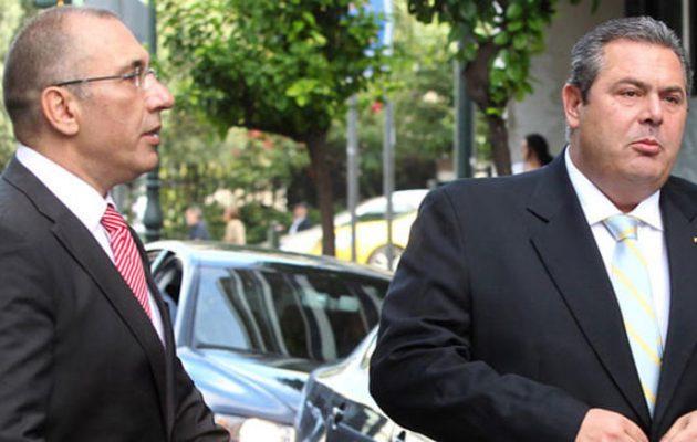 Καμμένος εναντίον Καμμένου: Είναι επικίνδυνος ο πρόεδρος των ΑΝΕΛ, να παραιτηθεί