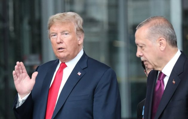 Με την ουρά στα σκέλια ο Ερντογάν: Τι είπε στον Τραμπ