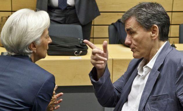 Υποχωρούν Λαγκάρντ-Τόμσεν σε Τσακαλώτο: Θέμα Ελλάδας και ΕΕ ο δημοσιονομικός χώρος