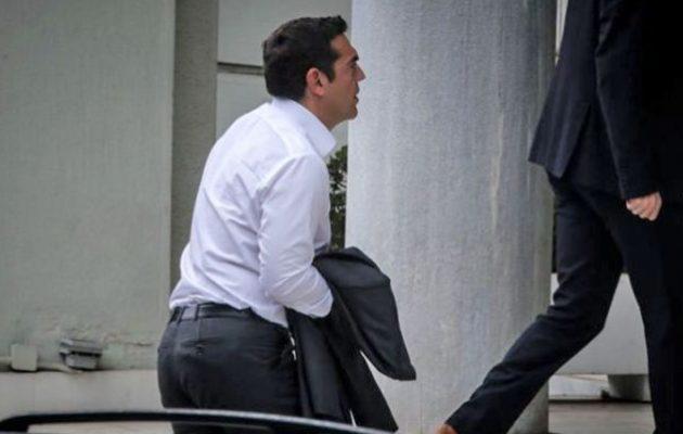 Πρώτη σύσκεψη υπό τον Τσίπρα στο ΥΠΕΞ – Τι αποφασίστηκε για 12 μίλια και αρμοδιότητες