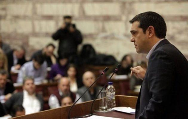 Η Δημοκρατία μετά τα Μνημόνια – Η φαρέτρα Τσίπρα με αιχμή το νόμο περί ευθύνης υπουργών