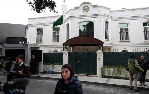 Υπόθεση Κασόγκι: Μπήκαν στο σπίτι του σαουδάραβα πρόξενου και το έκαναν «φύλλο και φτερό»