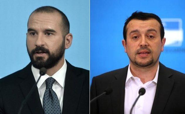 Τζανακόπουλος και Παππάς χαιρέτισαν το «πρώτο βήμα» των Σκοπιανών προς συνταγματική αναθεώρηση