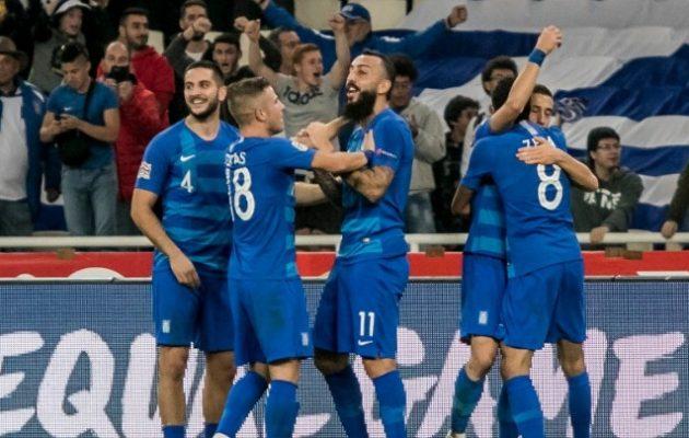 «Ζωντανή» για την κορυφή η Εθνική Ελλάδος νίκησε 1-0 την Ουγγαρία