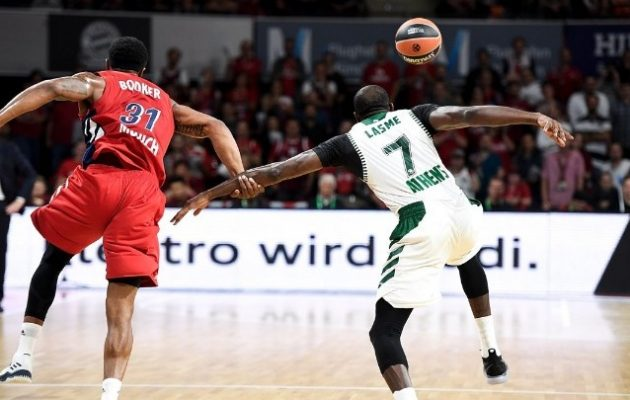 Euroleague: Τα λάθη έκαψαν τον Παναθηναϊκό, έχασε 80-79 από τη Μπάγερν