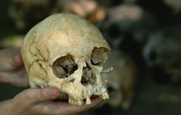 Βρέθηκε στα αποκαΐδια του Εθνικού Μουσείου της Βραζιλίας το κρανίο της «Λουτσία»