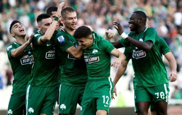 Super League: Παναθηναϊκός-Πανιώνιος 1-0