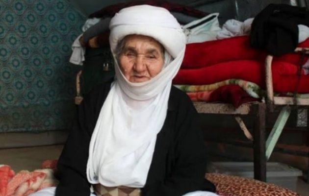 Ηλικιωμένη Γιαζίντι που γλίτωσε από το Ισλαμικό Κράτος είναι 131 ετών – Γεννήθηκε το 1887