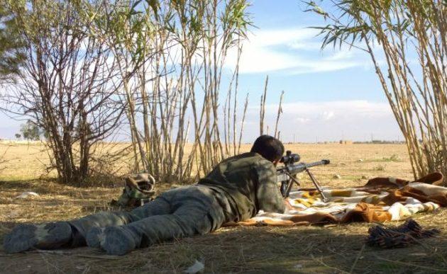 Οι Κούρδοι (YPG) σκότωσαν τρεις τζιχαντιστές μισθοφόρους της Τουρκίας (φωτο)