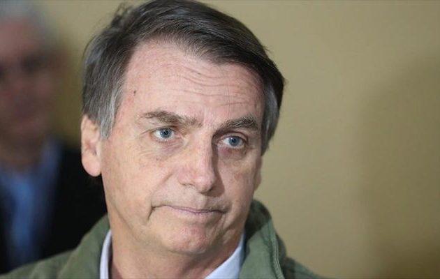 Ο Μπολσονάρου με διάταγμα δίνει όπλα σε εκατομμύρια Βραζιλιάνους
