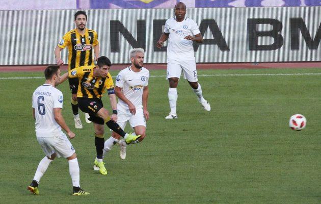 Super League: Ο Ατρόμητος «τσάκισε» την ΑΕΚ 2-0 μέσα στο ΟΑΚΑ
