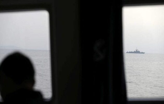 Μετανάστες ήθελαν να περάσουν στην Ελλάδα και ναυάγησαν ανοιχτά της Σμύρνης – Δέκα αγνοούμενοι