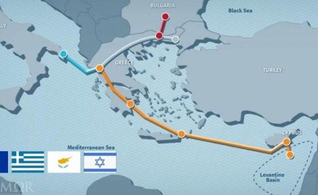 Τους ήρθε «κατακέφαλα» ο EastMed σε εκείνους που ήθελαν αγωγό μέσω Τουρκίας