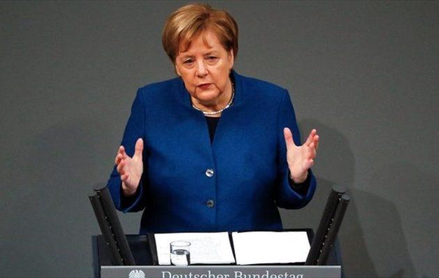 Μέρκελ: Εθνικισμός το να πιστεύει κανείς ότι θα τα λύσει όλα μόνος του