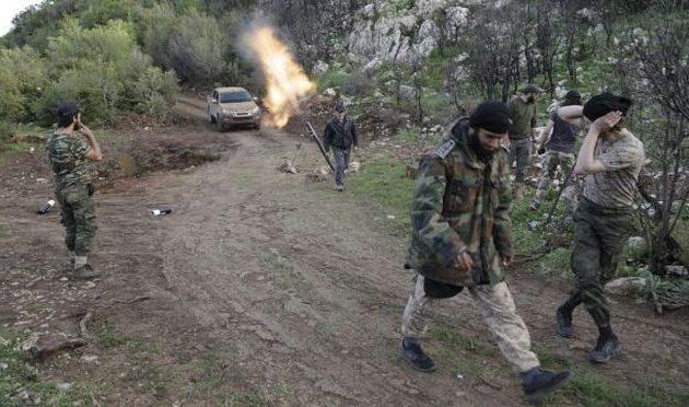 Τζιχαντιστές επιτέθηκαν με 33 ρουκέτες στο ρωσικό στρατιωτικό αεροδρόμιο στη Συρία