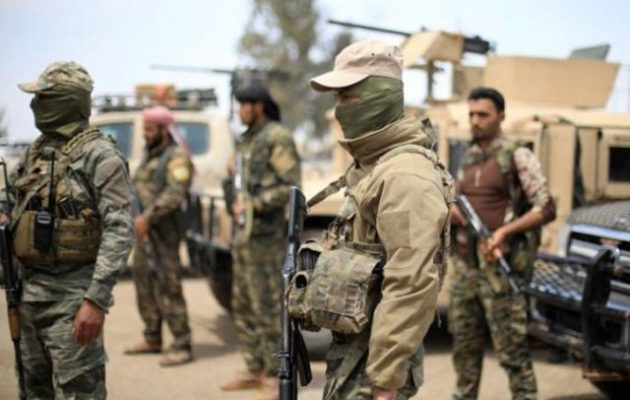 1.700 μαχητές έστειλαν οι Κούρδοι ενισχύσεις στο μέτωπο ενάντια στο Ισλαμικό Κράτος στη Χατζίν