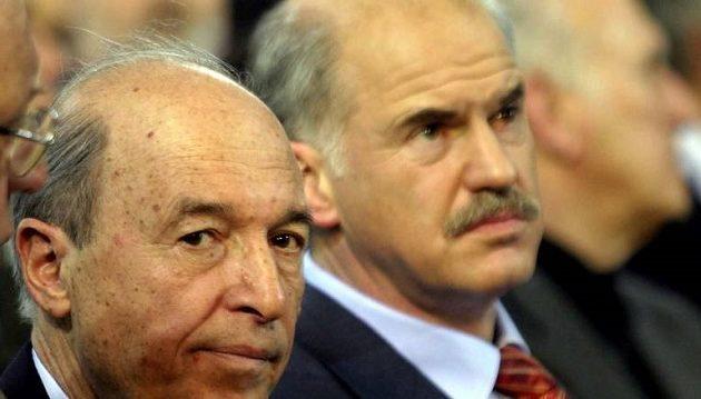 Ο Παπανδρέου στηρίζει Σημίτη και μιλά για επανάληψη του «βρώμικου '89»