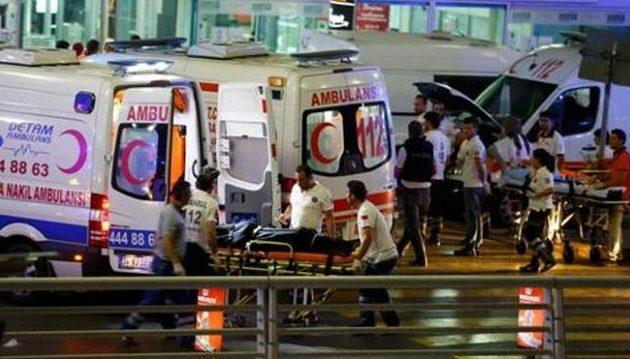 Για πάντα στη φυλακή οι τρομοκράτες που σκόρπισαν το θάνατο στο αεροδρόμιο της Κωνσταντινούπολης