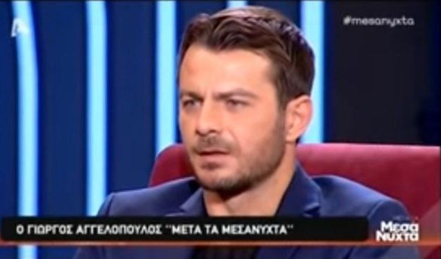 Τι είπε ο Γιώργος Αγγελόπουλος για τους πρώην Survivors που μπήκαν στο Nomads