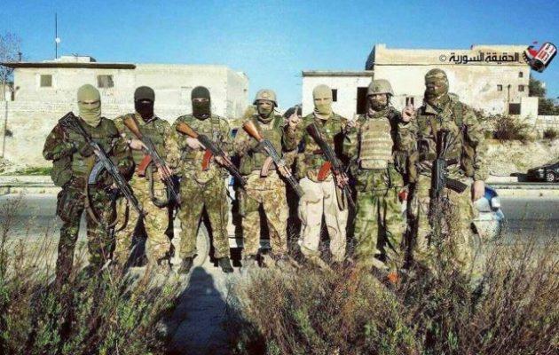 Οι τζιχαντιστές Αλβανοί στη Συρία έφυγαν από το Ισλαμικό Κράτος και πήγαν στον FSA (φωτο)