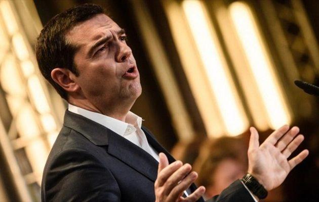 Ο Τσίπρας απόλυτος κυρίαρχος στο πολιτικό σκηνικό