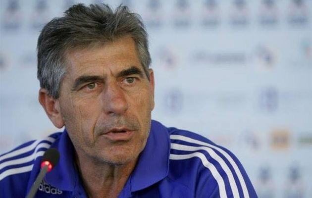 Νέος προπονητής της Εθνικής Ελλάδος, ο Άγγελος Αναστασιάσης