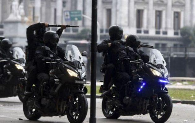 Επί ποδός πάνω από 22.000 αστυνομικοί στην Αργεντινή για την G20