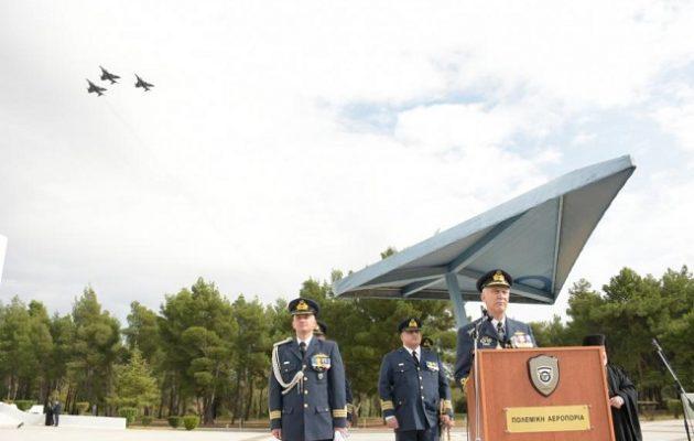 Μήνυμα Αρχηγού ΓΕΑ στην Τουρκία: Aποστολή μας να πετάμε όπου χρειαστεί και να νικάμε