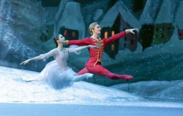 12 κορυφαίοι χορευτές των Μπολσόι και των Μαριίνσκι 24 και 25 Νοεμβρίου στο Ολυμπιακό Στάδιο Γαλατσίου