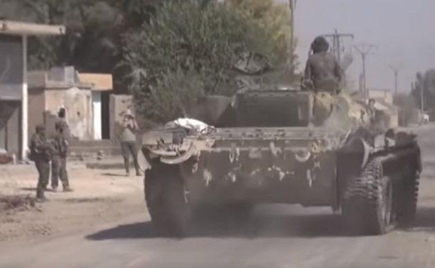 Ένδεκα Ρώσοι στρατιωτικοί νεκροί από βομβιστικές επιθέσεις στη Ντέιρ Αλ Ζουρ της Συρίας