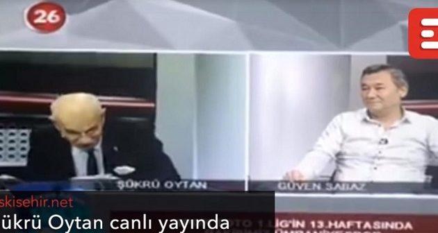 Tούρκος δημοσιογράφος έπαθε καρδιακή προσβολή στον «αέρα» εκπομπής (βίντεο)