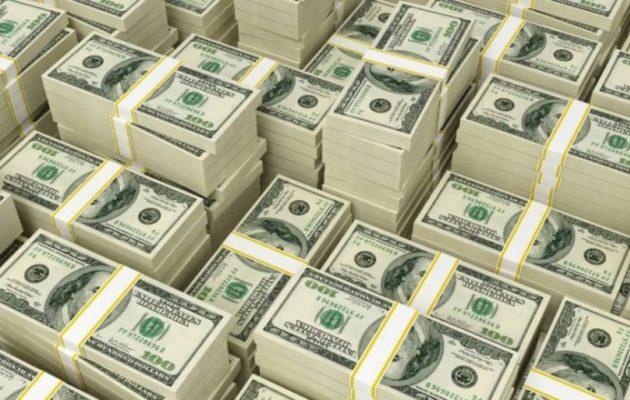 Έλλειμμα 100 δισ. τον Οκτώβριο για την αμερικανική κυβέρνηση
