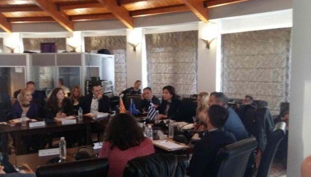 Ανοίγει συνοριακό πέρασμα μεταξύ Ελλάδας και ΠΓΔΜ στη Φλώρινα