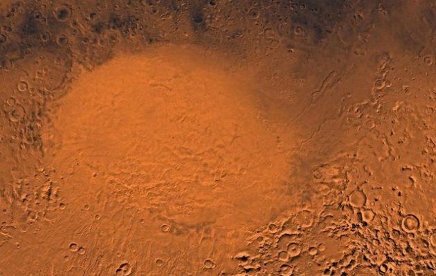 Αρχαίες λίμνες νερού υπήρχαν κάποτε στην περιοχή «Ελλάς» του πλανήτη Άρη