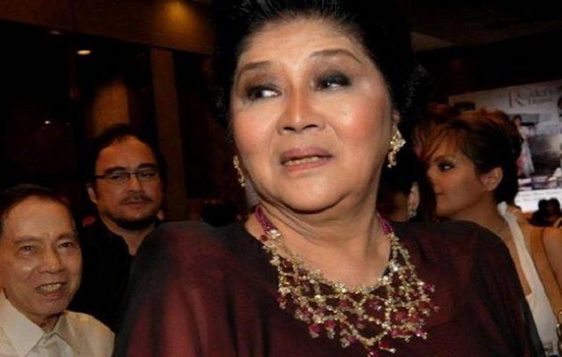 Καταδικάστηκε για διαφθορά η χήρα του πρώην δικτάτορα των Φιλιππίνων