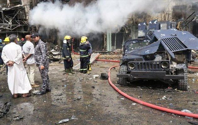 Φονική παγίδα με αυτοκίνητο-βόμβα στην Τικρίτ του Ιράκ – Πέντε νεκροί